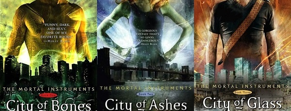 The Mortal Instruments Series