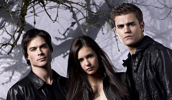 Dear Diary, The 1st Season of The Vampire Diaries Was So Cray!!!!