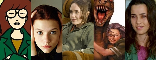 Five Young Adult Heroines, Who I Love, That Never Appeared in a Young Adult Book