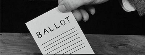 The Official FYA Midterm Election Ballot