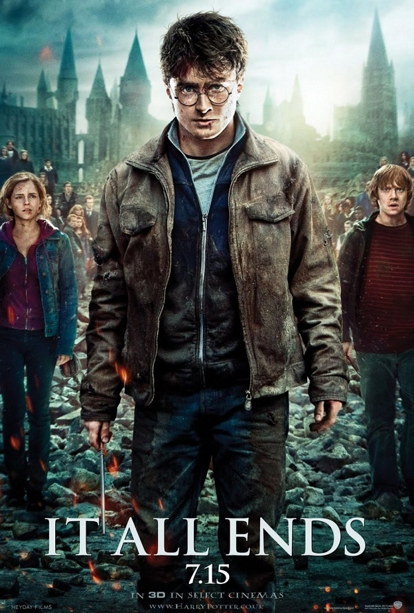 Harry Potter and the Deathly Hallows 7.2, aka Fuck Yeah, Neville Longbottom