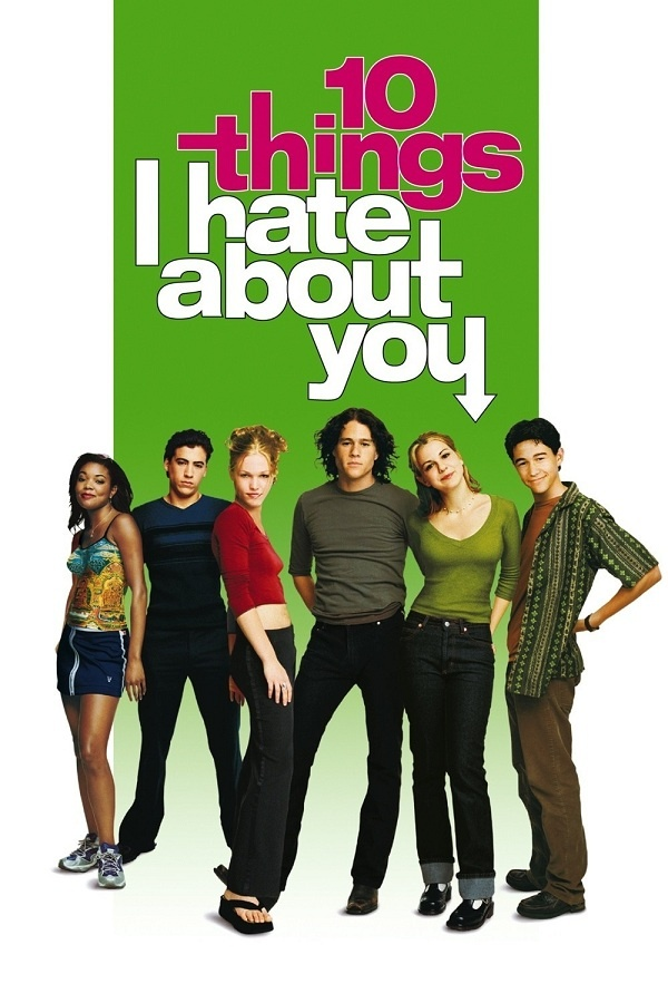 A Highly Scientific Analysis of 10 THINGS I HATE ABOUT YOU
