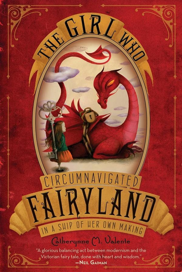 The Girl Who Circumnavigated Fairyland In A Ship Made Of Win