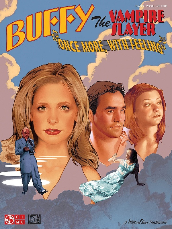 How To Be A LadyNerd: The BUFFY Singalong