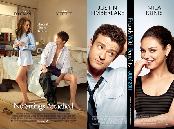 Back To Back: No Strings Attached & Friends With Benefits