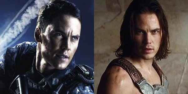 A Highly Scientific Taylor Kitsch Analysis: BATTLESHIP vs JOHN CARTER