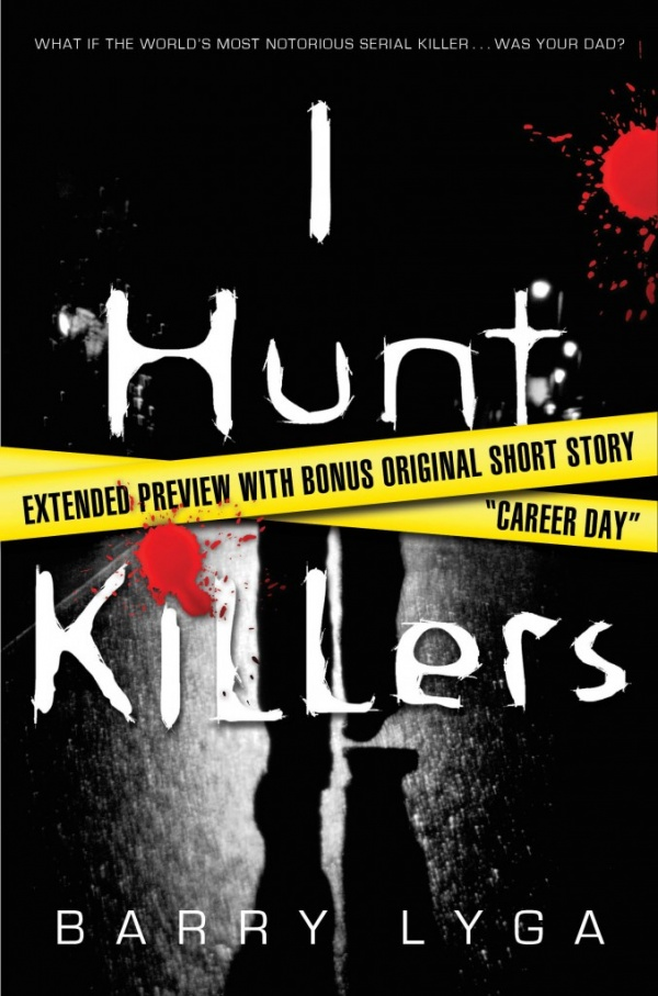 Exclusive Preview of Barry Lyga's I HUNT KILLERS