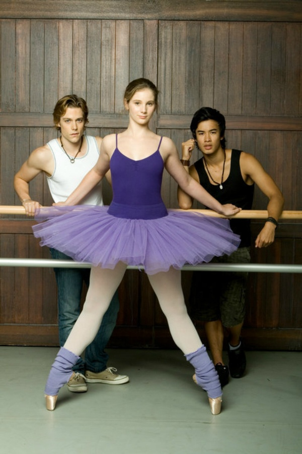 DANCE ACADEMY Is My Dream School