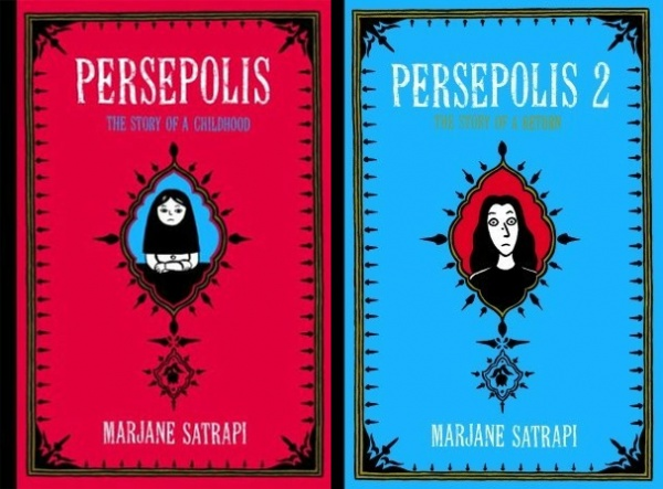 the changes in the role of women throughout the revolution in the novel persepolis by marjane satrap International titles persepolis by marjane satrap 44 marjane satrap portrayed her childhood up to her in it she argues that women throughout history have.