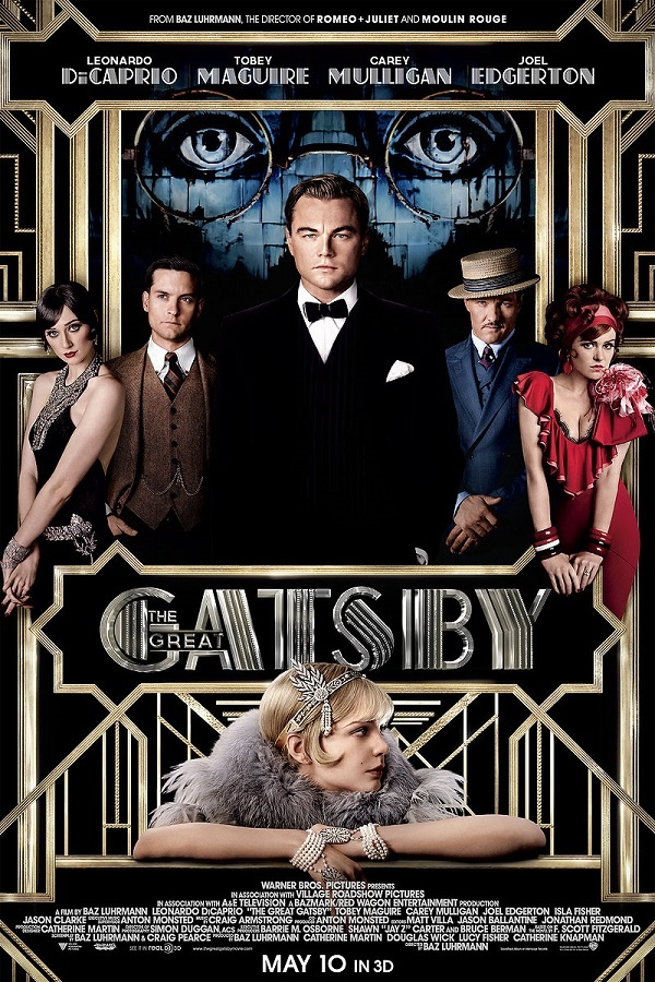 A Highly Scientific Analysis of the GREAT GATSBY Trailer