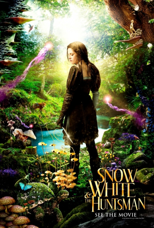 Super Amazing SNOW WHITE AND THE HUNTSMAN Giveaway!
