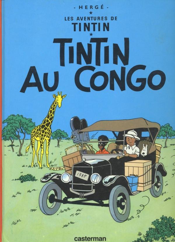 Tintin's Racist Beginnings