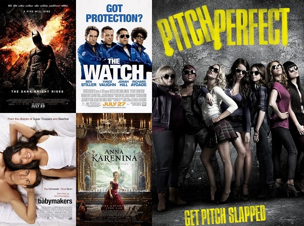 Trailer Party: Get Pitch Slapped