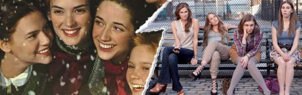 Diminutive Females: Is GIRLS Really A Modern Adaptation Of LITTLE WOMEN?