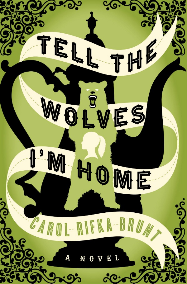 Tell The Wolves That This Book Is Amazing