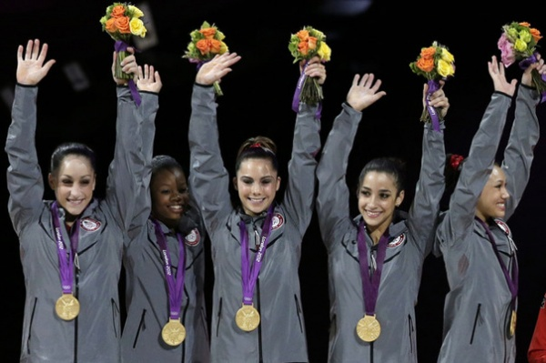 Olympics Recap: Week 1