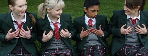 A Highly Scientific Analysis of ANGUS, THONGS AND FULL-FRONTAL SNOGGING