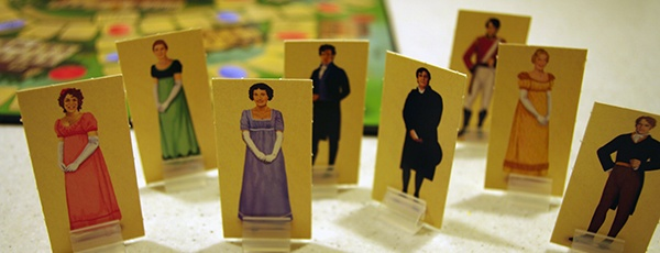 Pride & Prejudice The Game: A Review
