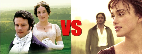 Adaptation Deathmatch: Pride & Prejudice