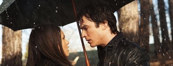 Swimfantage: Damon & Elena