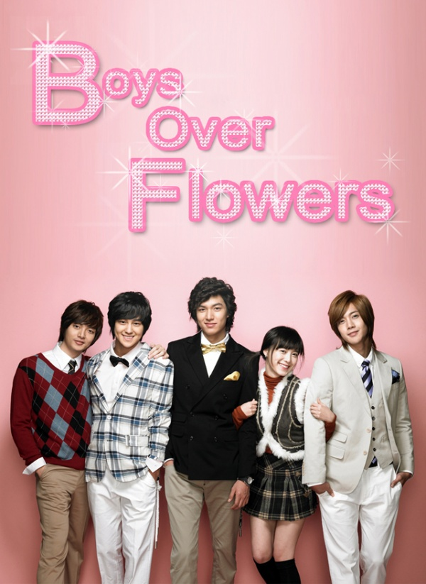 Netflix Fix: BOYS OVER FLOWERS