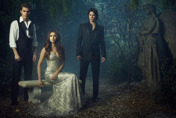 The Vampire Diaries 4x1: Growing Pains