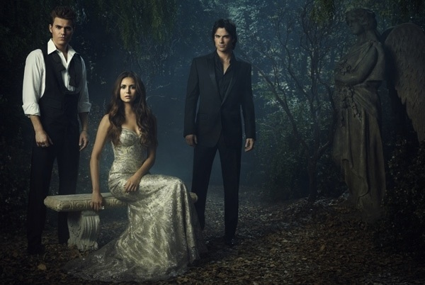 The Vampire Diaries 4x4: The Five