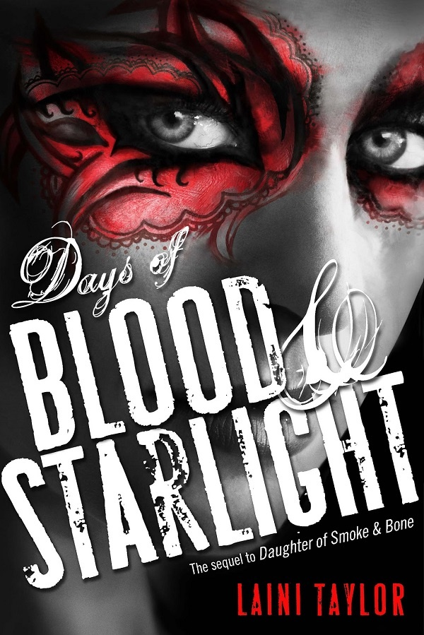 DAYS OF BLOOD & STARLIGHT Blog Tour + Giveaway