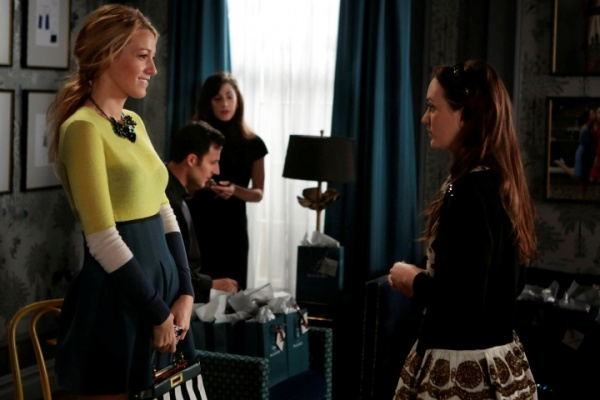 Gossip Girl 6x7: Save the Last Chance
