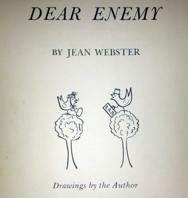 an analysis of jean websters book daddy long legs About the author jean webster (pseudonym for alice jane chandler webster, july 24, 1876 – june 11, 1916) was an american writer and author of many books including daddy-long-legs and dear enemy.