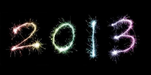 Welcome 2013…Now Give Us Our Books!