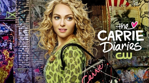 The Carrie Diaries 1x3: Read Before Use