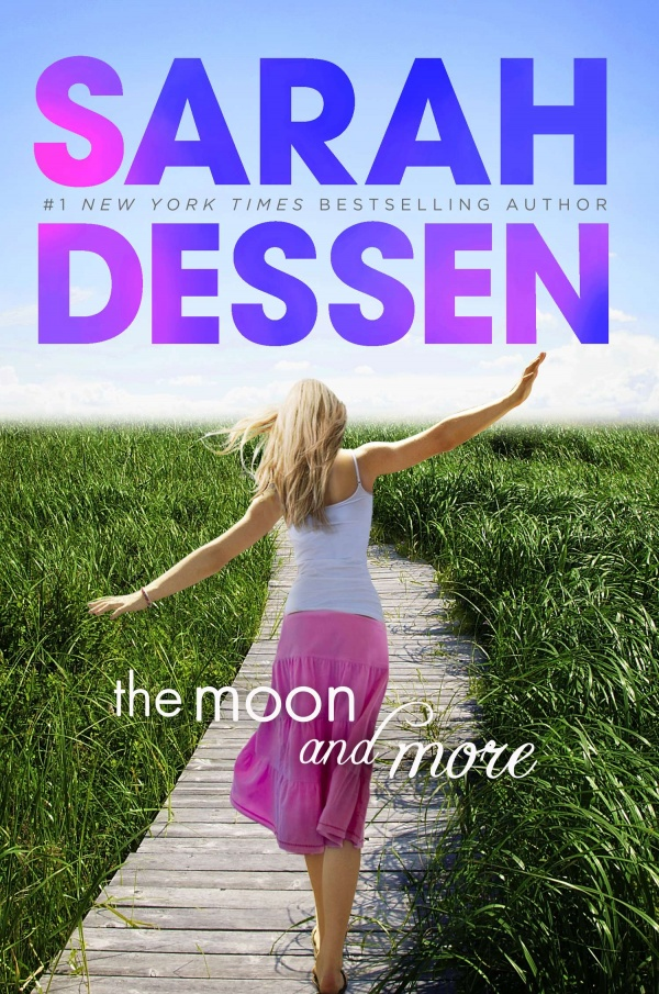 Blog Tour: The Moon and More