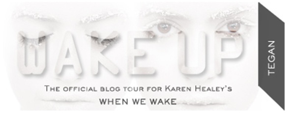 WHEN WE WAKE Blog Tour: Future Sounds