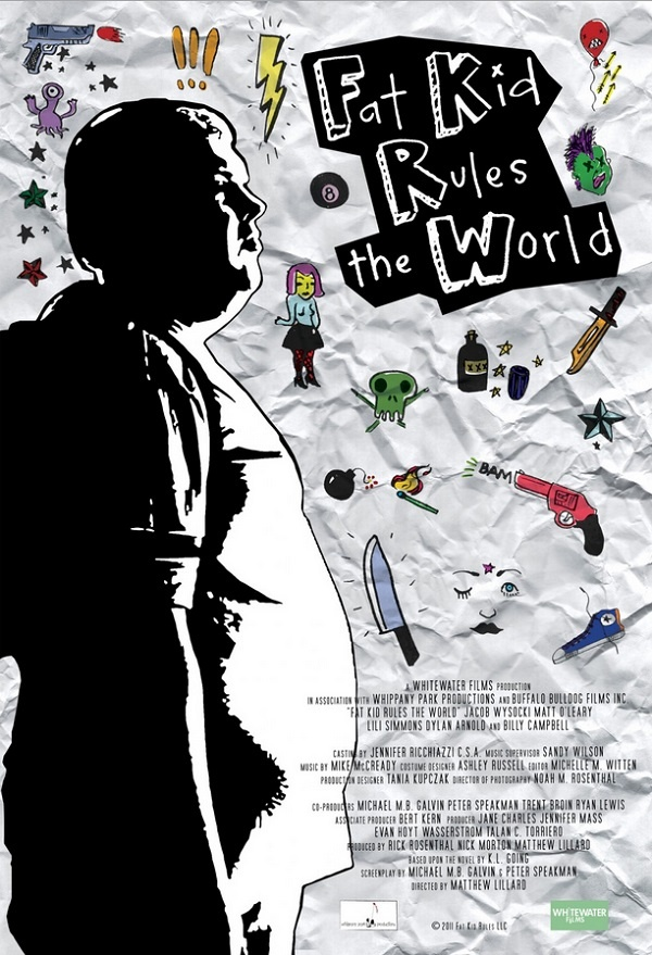 Netflix Fix: Fat Kid Rules The World