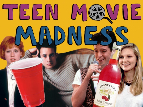 FYA's Official Teen Movie Drinking Game