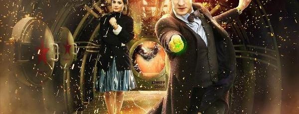 Doctor Who 7x14  The Name of the Doctor