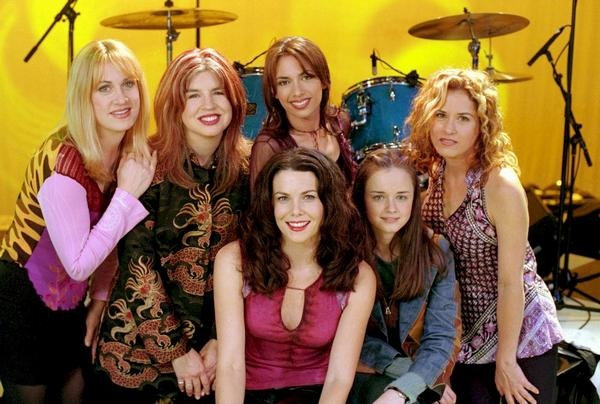 The GILMORE GIRLS Rewatch Project: The Bangles, Donna Reed And Christopher