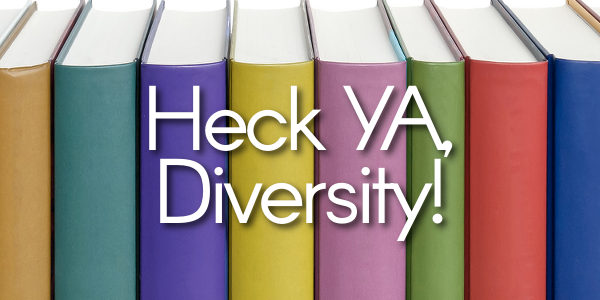 Heck YA, Diversity!: 'So, What ARE You?'