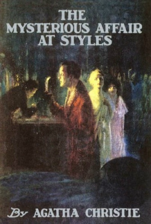 Christie & Cocktails: The Mysterious Affair At Styles