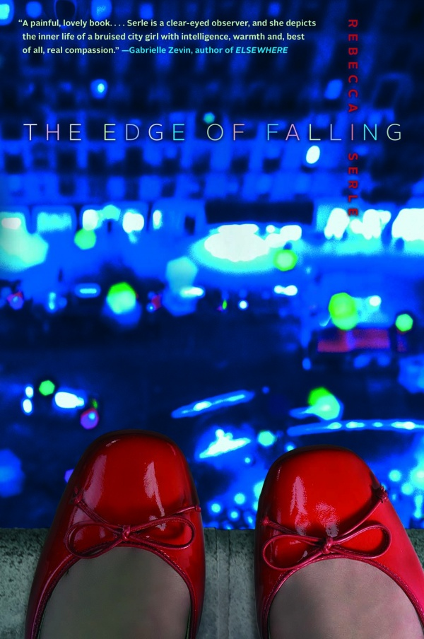 Cover Reveal: The Edge of Falling