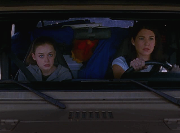 The GILMORE GIRLS Rewatch Project: Twinkies, A Chuppah And That Traffic Light