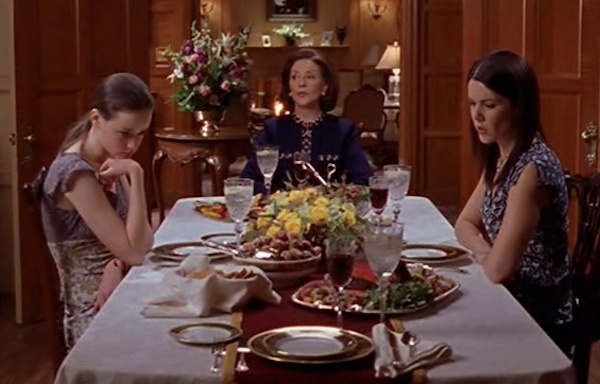The GILMORE GIRLS Rewatch Project: A Spa, A Funeral And A Jealous Boyfriend
