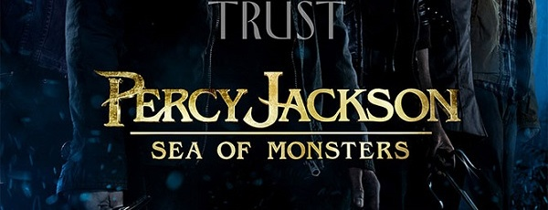 Giveaway: Percy Jackson - Sea of Monsters