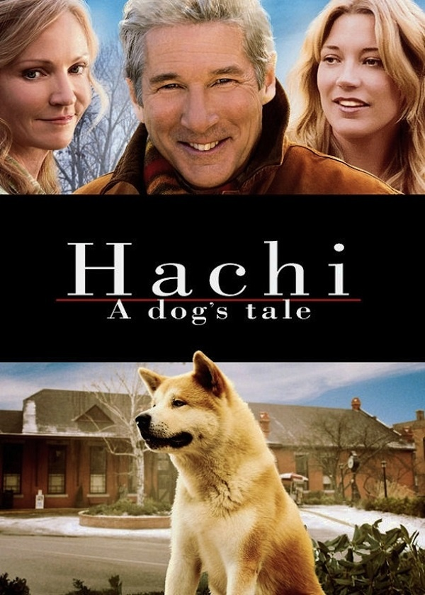 Netflix Fix: Hachi: A Dog's Tale | Forever Young Adult