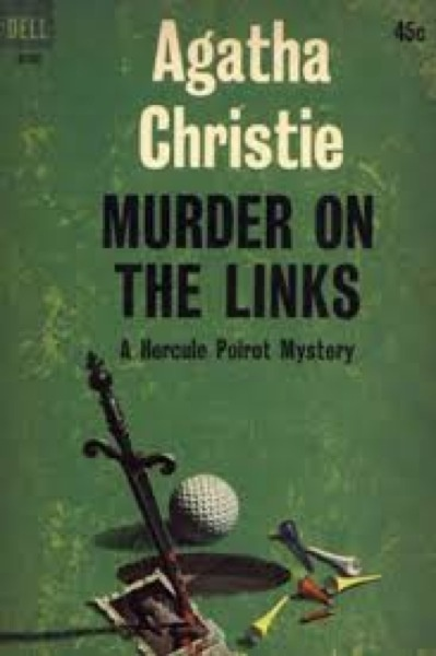 Christie & Cocktails: Murder On The Links