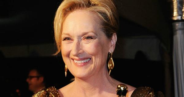 YA Movie News Roundup: Meryl Streep's In THE GIVER