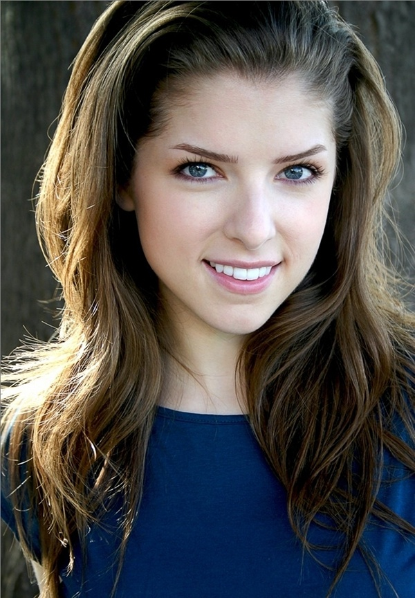 Your New Fake Girlfriend: Anna Kendrick