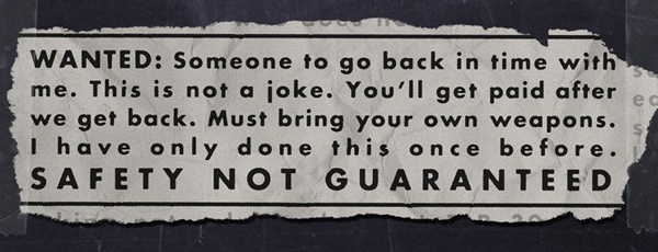 Netflix Fix: Safety Not Guaranteed