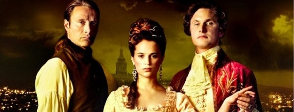 Netflix Fix: A Royal Affair